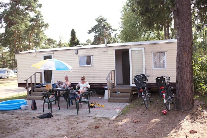 BM Kattenbos Mobile home 4p