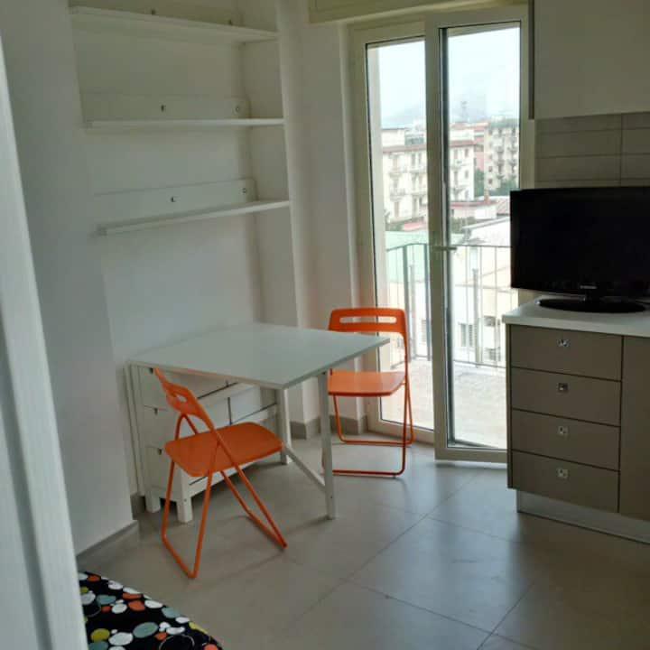 Miniappartamento su attico