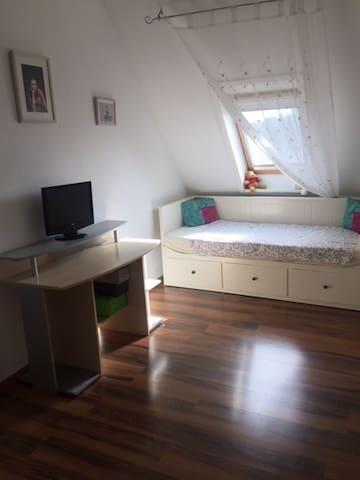 Hamburg - bright room