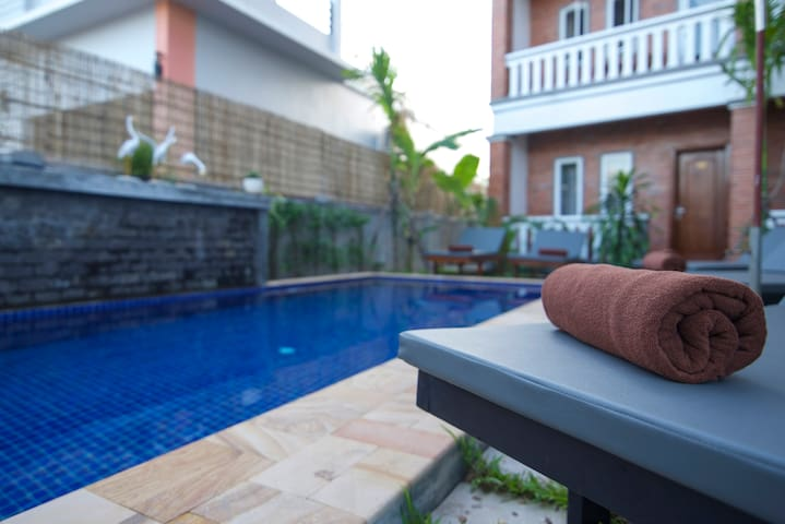 Group 4 Adults, 2 Bedrooms - Krong Siem Reap - Apartment