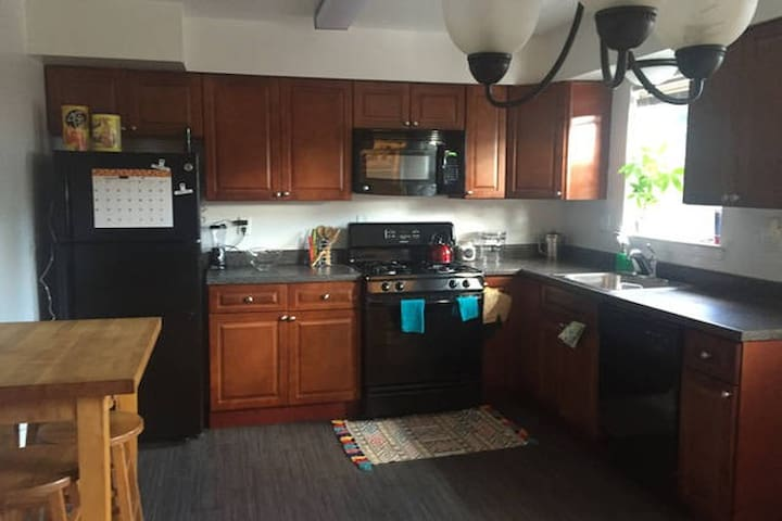 Cozy Private Room Wifi+Kitchen - Franklin Township - Appartement