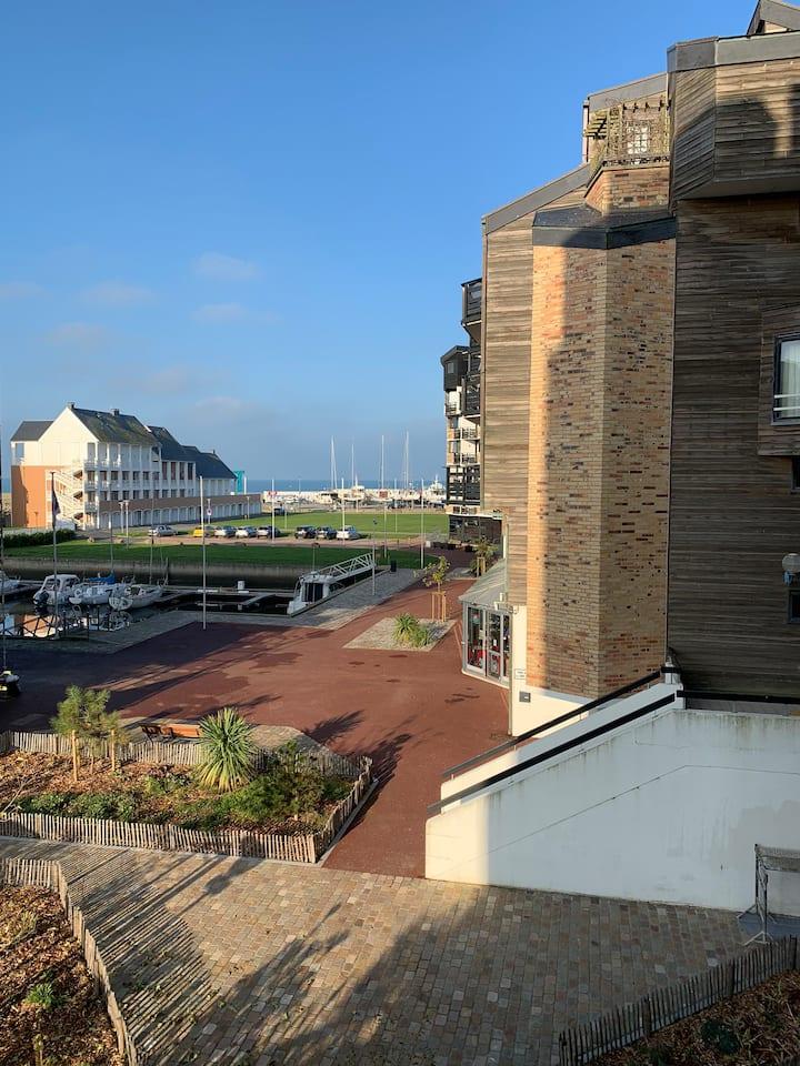 Studio marina Deauville