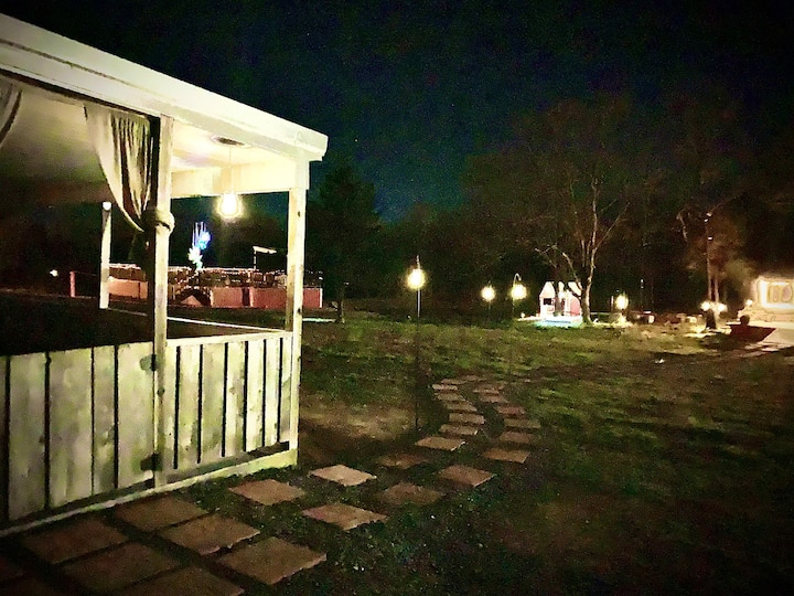 Serenity Acres Sanctuary's Country Wedding Venue