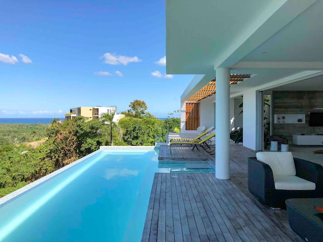 Luxury Villa MIRAZUL - Infinity pool & sea view