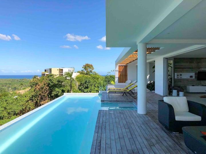 Luxury Villa MIRAZUL - Infinity pool & sea view