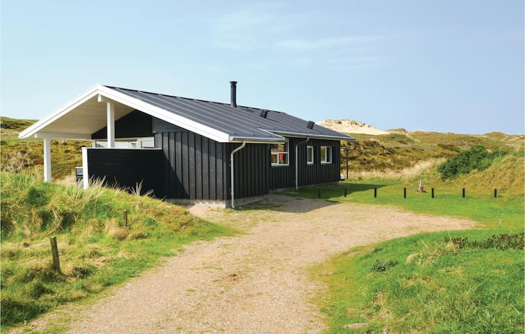 Holiday cottage with 3 bedrooms on 70m² in Fanø