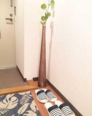 Cozy room in UENO #5mins walk to Ueno station - Taito - House