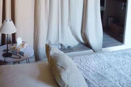 La chambre Face au lavoir - Méthamis - Domek gościnny