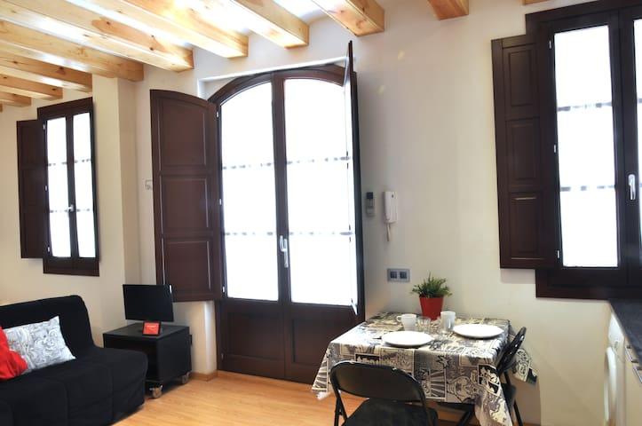 Barceloneta Street apartment