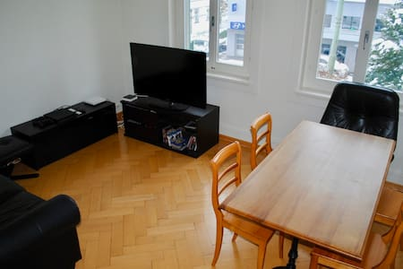 Cheap, convenient, 1 bicycle, relaxed atmosphere - Winterthur
