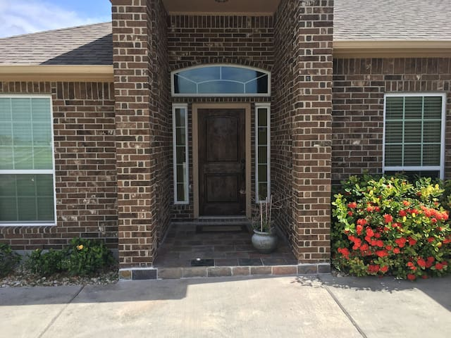 Front Entry - Outside