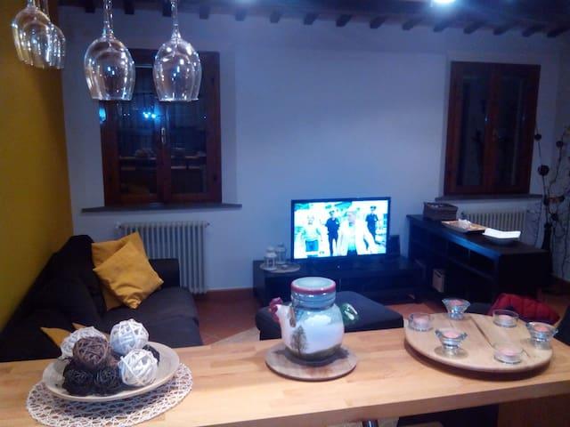 Ampia camera doppia/singola - Forli - Appartement