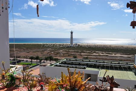 Central studio-apartment with views - Morro Jable