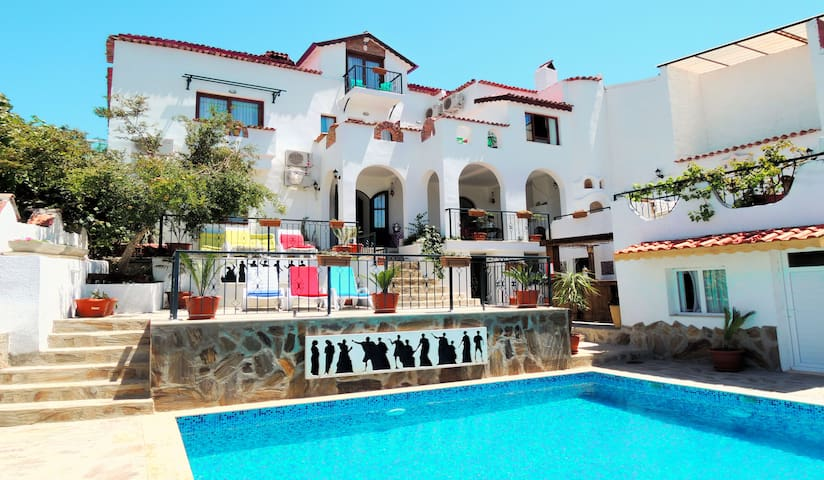 Villa Dreams II, Double/Twin private bathroom - Selçuk