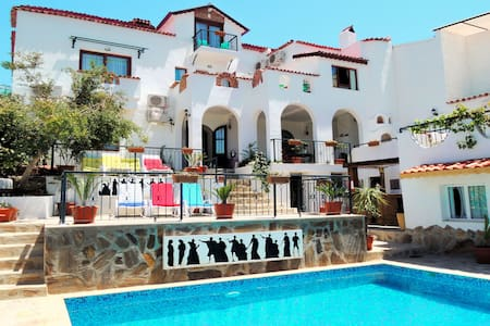 Villa Dreams II, Double/Twin private bathroom - Selçuk - Bed & Breakfast