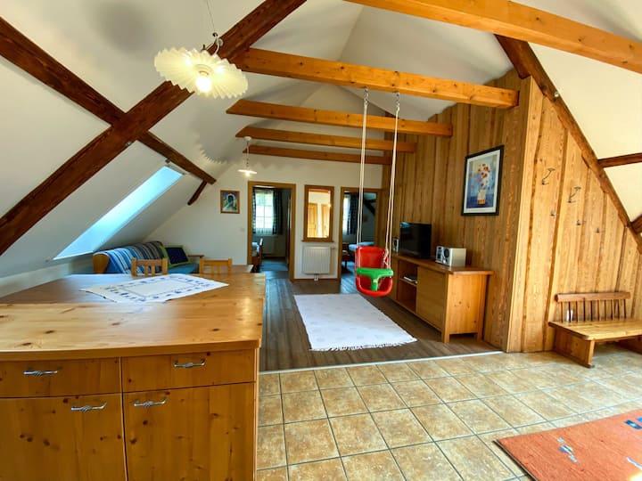 """Gartner  Holiday apartment """"Presshütte"""""""