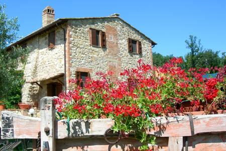 Il Borgo nelle Querce - La Loggia - Montecampano