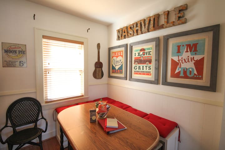 1000 sq ft Condo on Music Row/Vandy - Nashville - Appartement