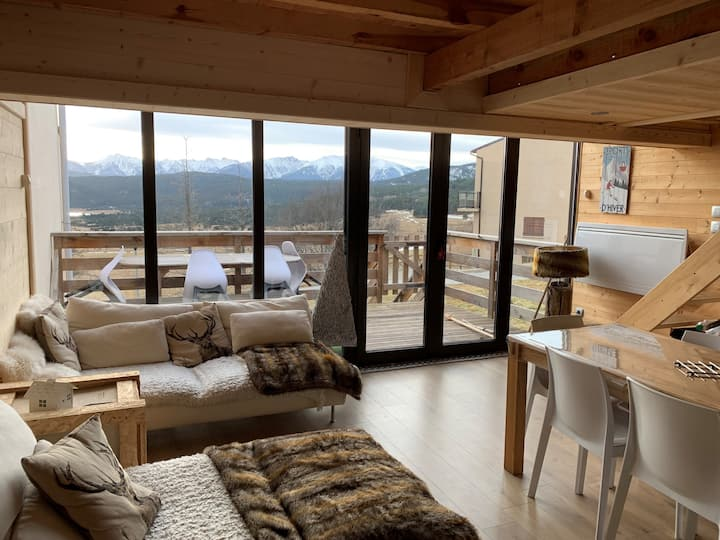 Appartement chalet cosy