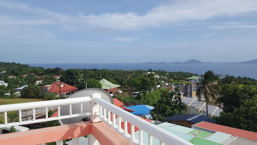 Appartement avec vue sur la mer - Trois Rivieres - Apartment