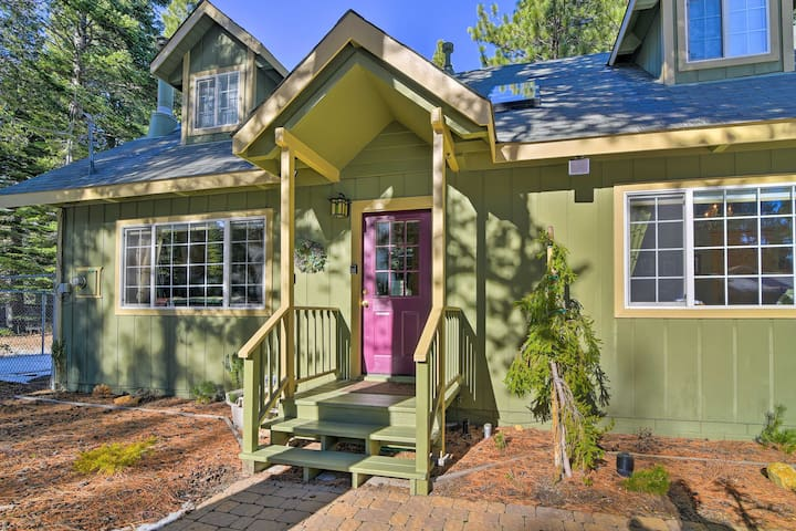 NEW! 4BR Lake Tahoe Home - 10 Miles from Heavenly!