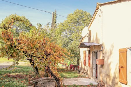 Holiday cottage with 2 bedrooms on 78m² in Chauvac-Laux-Montaux