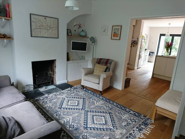 3 Bed Cottage by the beach and South downs - Seaford - Rumah