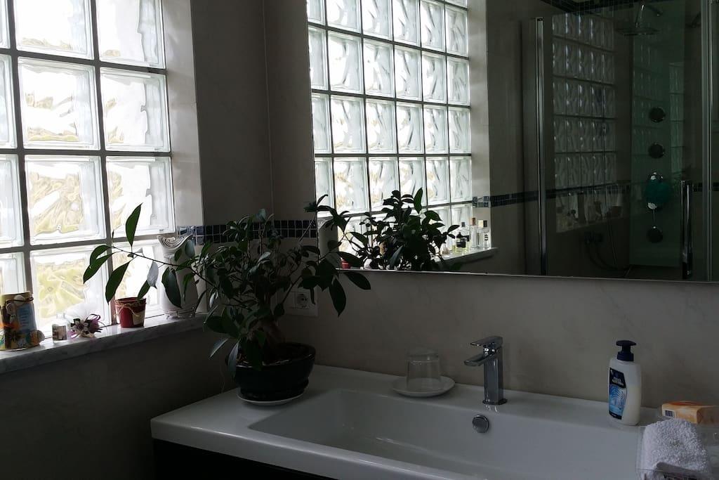 Il bagno ad uso esclusivo