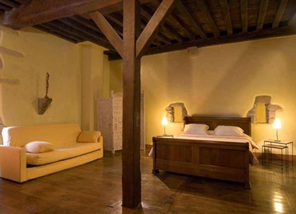 Jauregia chambres d 39 h tes saint tienne de ba gorry - Chambres d hotes saint etienne de baigorry ...