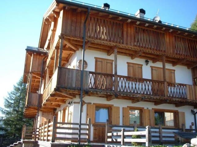Splendido alloggio nelle dolomiti - Zoldo Alto - Appartement