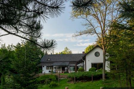 Cottage in a Wonderland of Nature, all year around
