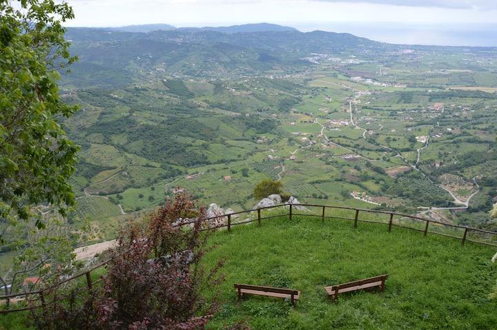 vacanza tra natura e storia, vacanza a Trentinara.