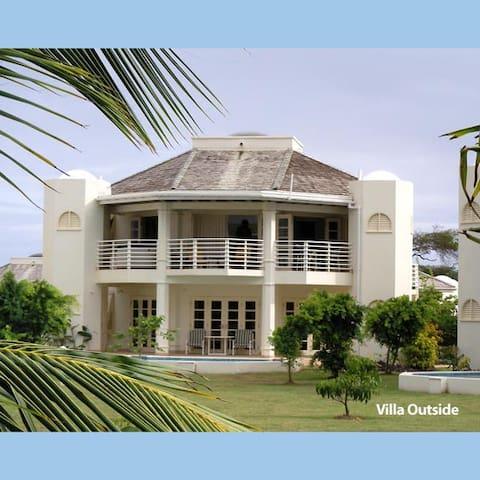 Tobago Plantations Villa-Beau Rêve (VC38B)
