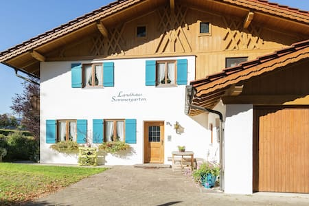 Mystique Apartment in Bavaria with Furnished Garden