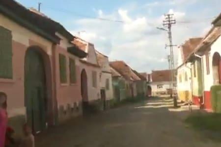 Rural living in Transylvania