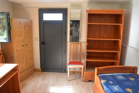 Chambre tranquille - Rueil-Malmaison