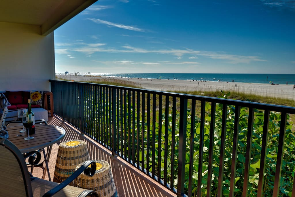 Surfside Condos Beachfront 202 Apartments For Rent In Clearwater Florida United States