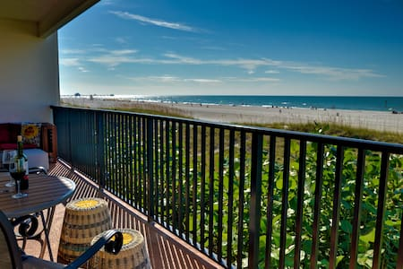 Surfside Condos BEACHFRONT 202