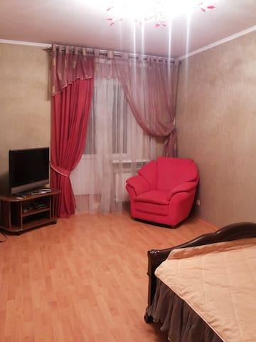2к Квартира рядом с Аквапарком - Kasan - Wohnung