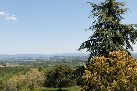 Suite Romantic Villa Velia Toscana - Chianciano Terme - Bed & Breakfast