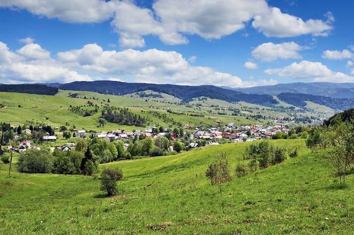 Pokoje w gorach u Masazysty - Szczawnik - Casa