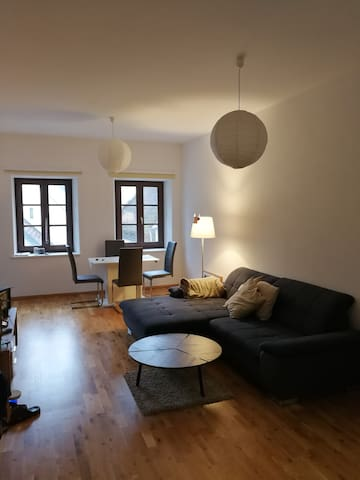 Loft-Like Appartement in the Center of Steyr