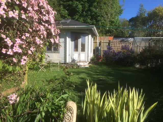 A garden Glamping experience - Ashburton - Bed & Breakfast