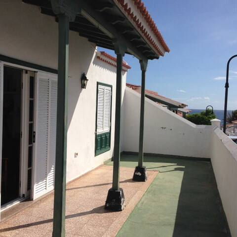 Bungalow playa Abades - Abades - Daire