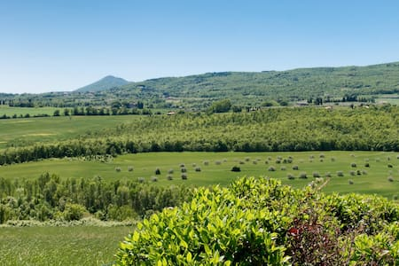 Splendido panorama colline toscane - Chianciano Terme
