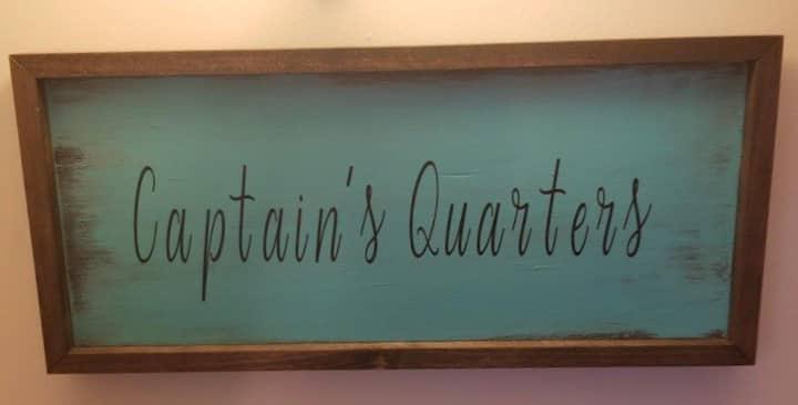 The Captain's Quarters