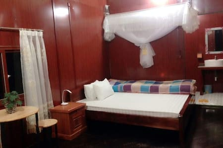 Bungalow  Double room - Green Hill Hostel