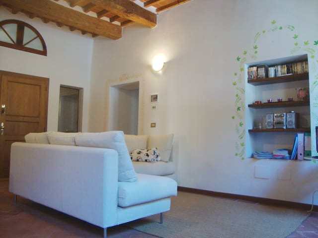 Tuscan-style apartment - Pescia - Apartament