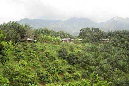 on the farm - countryside lodge - Las Metalias