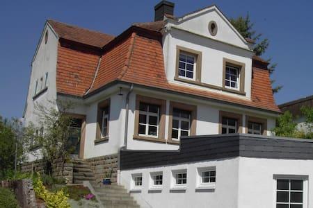 gemütliche Wohnung mit Garten - Clausen - Διαμέρισμα